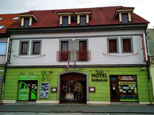 . Hotel Barbakan