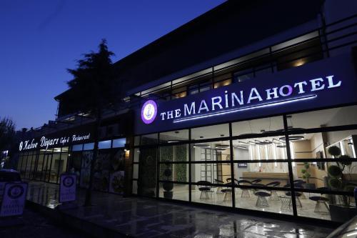 . Burhaniye İskele Marina Hotel