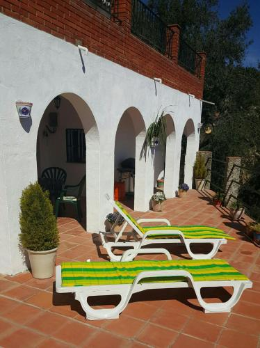 Casa de Pepe - Hotel - Comares