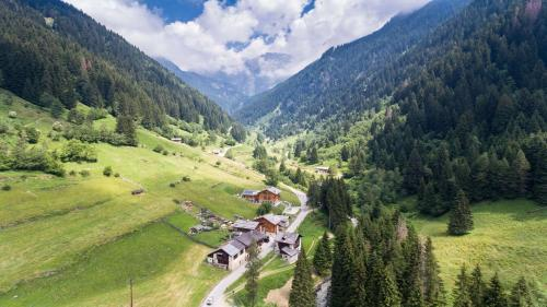 Chalet Alpenrose Bio Wellness Naturhotel Cogolo di Pejo