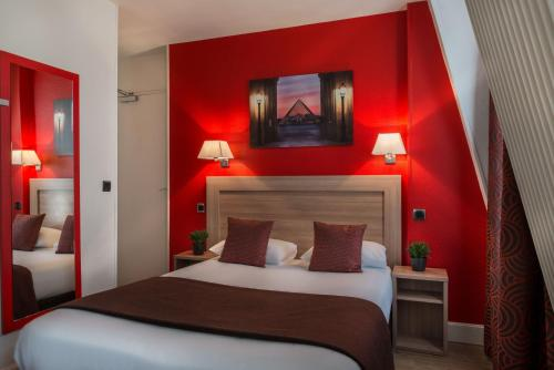 My Hotel In France Marais, Temple  Republique