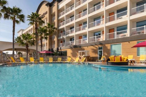 DoubleTree by Hilton Galveston Beach - Hotel - Galveston
