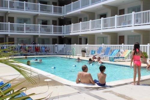 Oceanus Motel   Rehoboth Beach