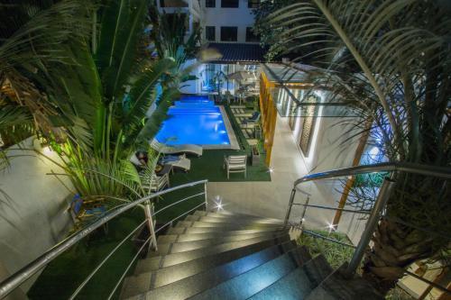 . Hotel Le Pelican