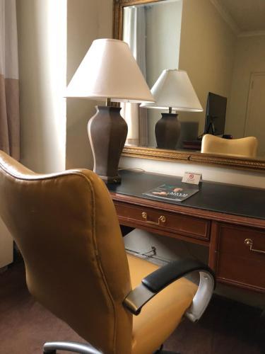 Hotel Pennsylvania Классический номер с 2 двуспальными кроватями