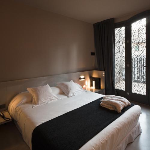 Superior Doppel- oder Zweibettzimmer mit Terrasse - Einzelnutzung Caro Hotel 10