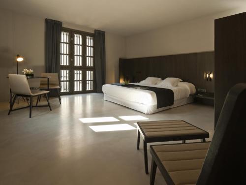 Habitación Doble Executive con terraza - 1 o 2 camas - Uso individual Caro Hotel 12