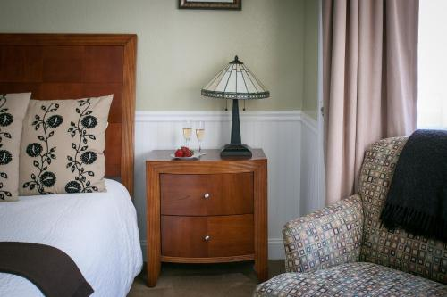 Craftsman Inn - Accommodation - Calistoga