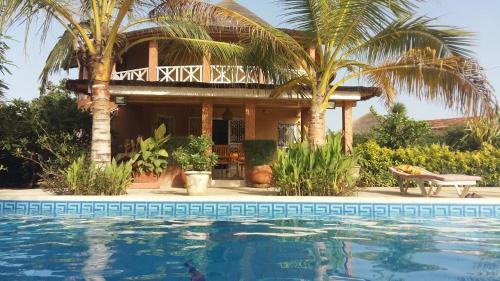 . Villa Pat & Diouma
