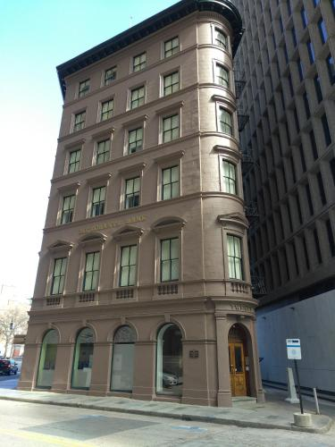 Merchant Bank Building