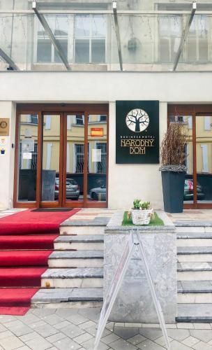 . Hotel Národný dom