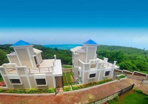 . The Blue View - sea view villa's