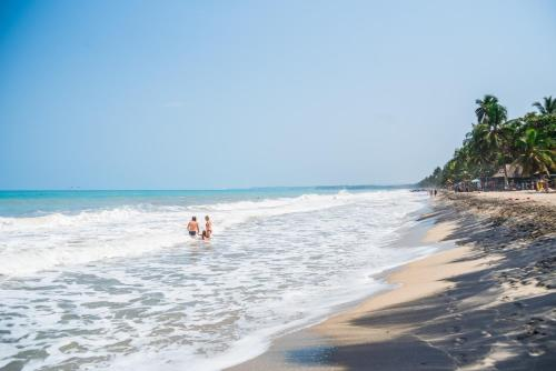 Playa Donaire   Palomino, 470001, Colombia.