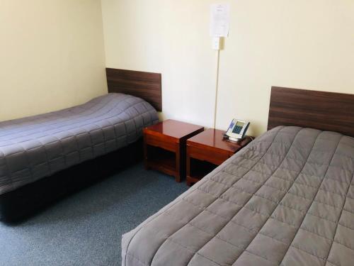 Harbour City Motor Inn - Accommodation - Wellington