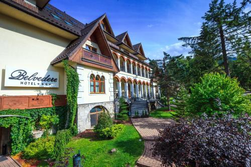 Hotel Belvedere Resort&SPA - Zakopane