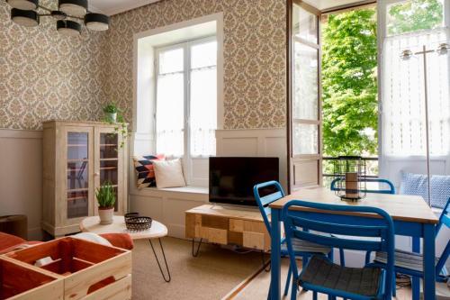 GRAN BILBAO II apartment by Aston & Wolf foto della camera