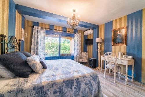 Double Room with Terrace Hotel Boutique Al- Ana Marbella 12