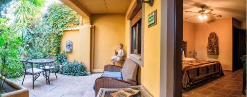 King Room with Garden View Hotel Boutique Al- Ana Marbella 27