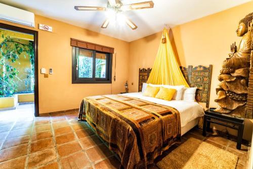 King Room with Garden View Hotel Boutique Al- Ana Marbella 26