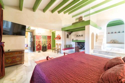 King Room with Two King Beds Hotel Boutique Al- Ana Marbella 10