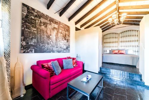 Superior Triple Room Hotel Boutique Al- Ana Marbella 9