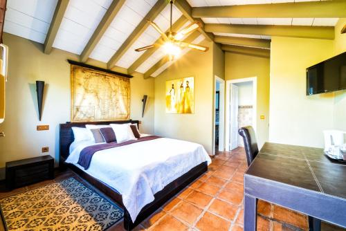 Double Room with Garden View Hotel Boutique Al- Ana Marbella 19