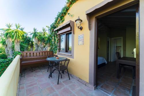 Double Room with Garden View Hotel Boutique Al- Ana Marbella 23