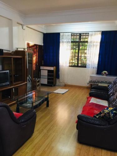 Reco Homestay@ Tanah Rata Cameron Highlands Apartment Tiga Bilik Tidur