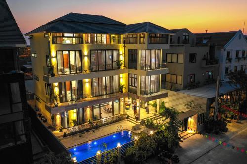 . Beach Haven Suites Hội An Apartment