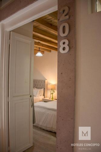 M Hoteles Concepto, Morelia