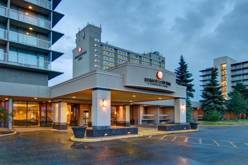 Edmonton Inn and Conference Centre - Edmonton, AB T5G 3J5