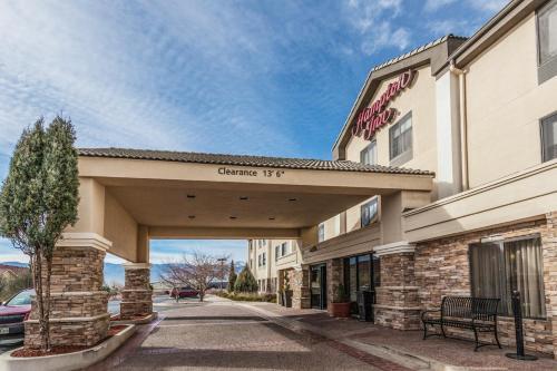 Hampton Inn Colorado Springs-Airport - Colorado Springs, CO CO 80916