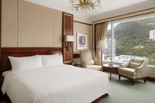 Island Shangri-La Hong Kong 房间的照片
