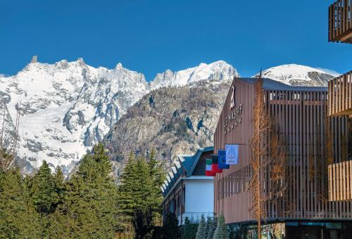 Le Massif - The Leading Hotels of the World Courmayeur