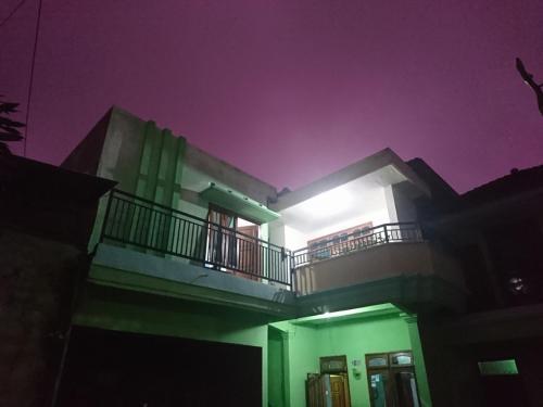 VIlla Green, Malang