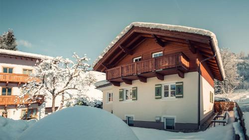 Chalet Jagdhof St. Johann i.Po.-Alpendorf