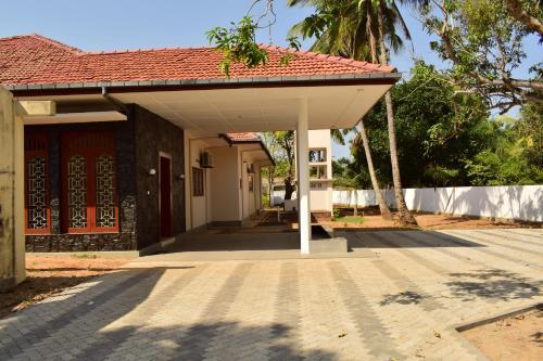 . AJR Guest House Jaffna