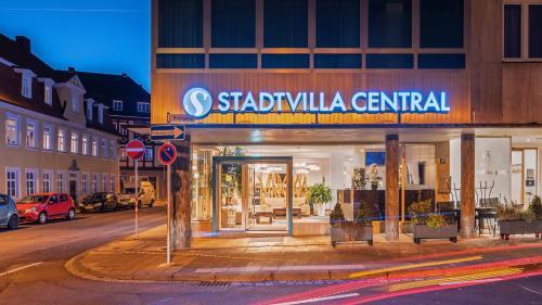 . Hotel Stadtvilla Central