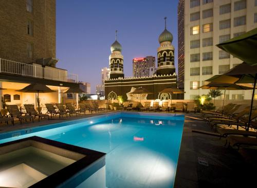 New Orleans Hotel >> The Roosevelt New Orleans Hotel In La