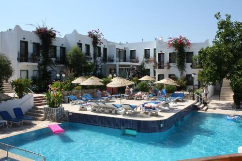 Gümbet Bronze Hotel tatil