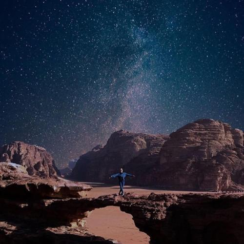 sale check out dirt cheap wadi rum stars tour with camping - Wadi Rum