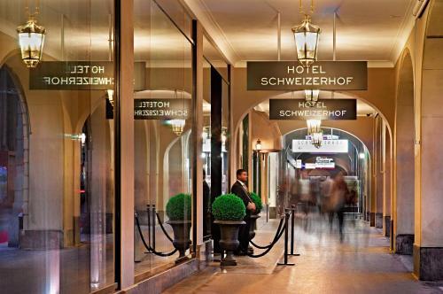 Foto - Hotel Schweizerhof Bern & THE SPA