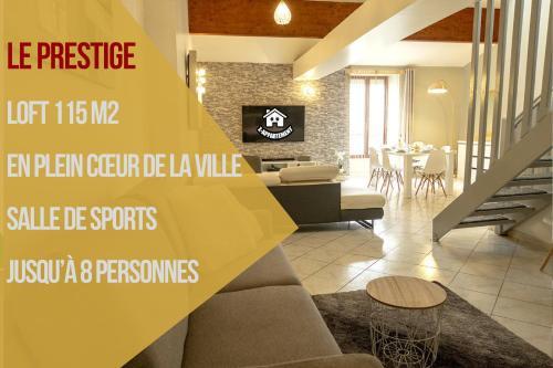 Le prestige - Location saisonnière - Niort