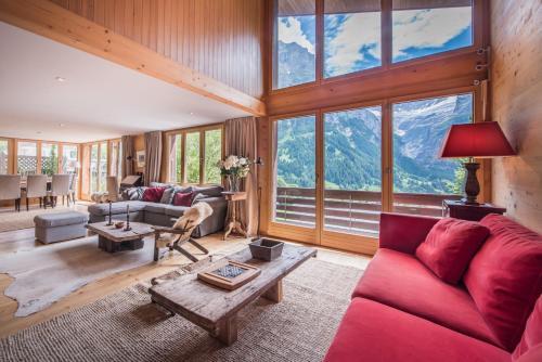 Luftschloss - Chalet - Grindelwald