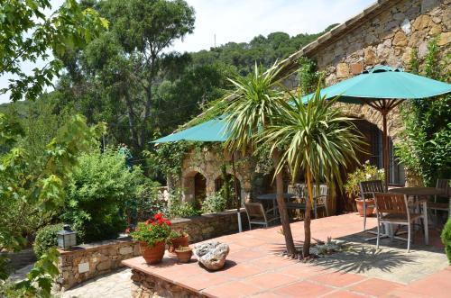 Habitación Doble Superior con terraza Hotel Galena Mas Comangau 79