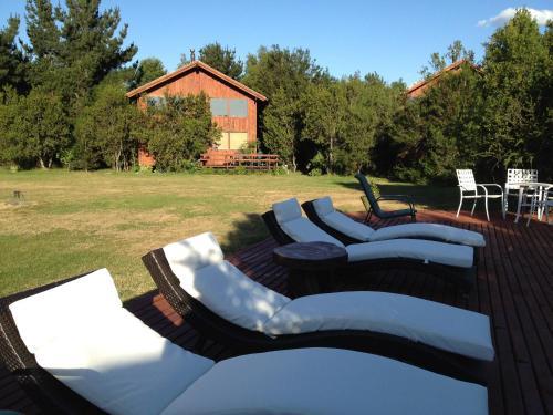 Cabañas Natural Park Lodge Pucon - Accommodation - Pucón