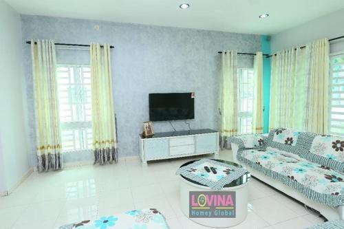 Rumah Tamu Lovina Arau - Photo 7 of 10