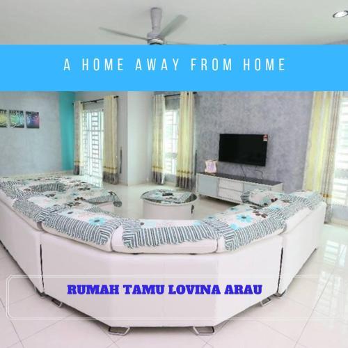 Rumah Tamu Lovina Arau - Photo 2 of 10