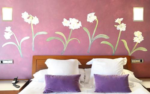Junior Suite with Balcony Hotel Urbisol 4