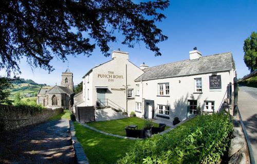 The Punch Bowl Inn Kendal